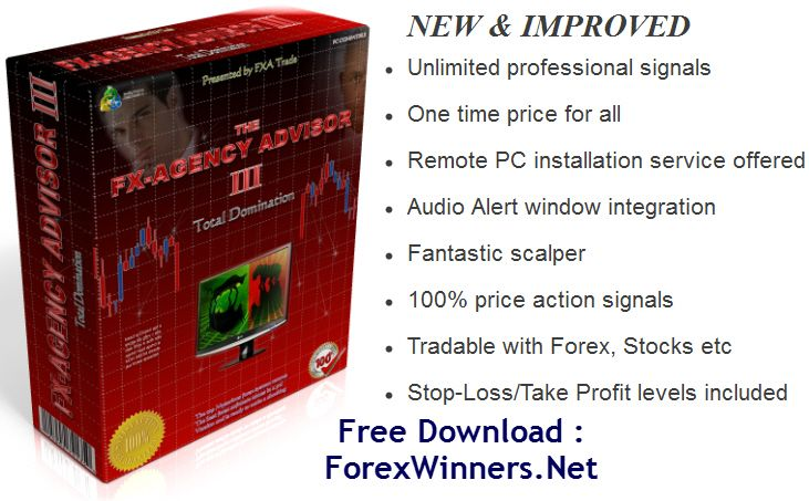 Fx Agency Advisor 3 Forex Advisor Free Download