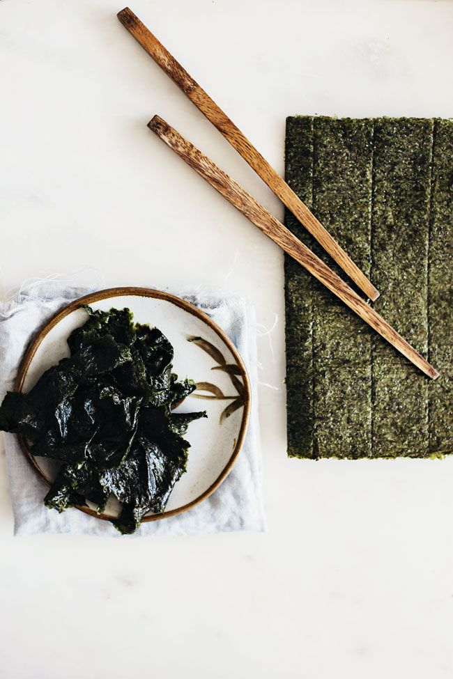 Inside   Out: Seaweed Sheet Mask   Deconstructed Sushi Bowl   http://helloglow.co/inside-seaweed-sheet-mask-deconstructed-sushi-bowl/
