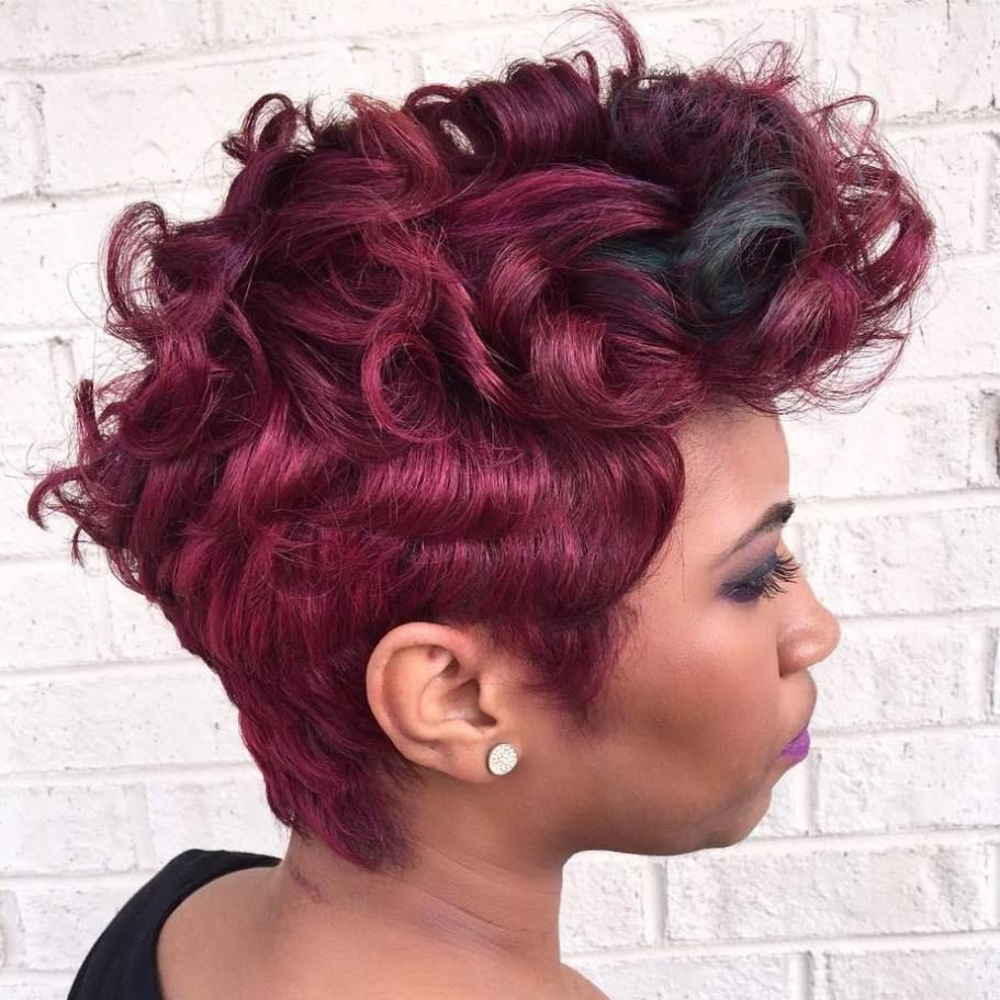 most gorgeous mohawk hairstyles of nowadays hair colors and