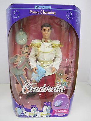 PRINCE CHARMING - Cinderella - Mattel 1991 - Disney- Cinderella Locket For You