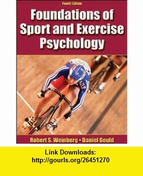 Foundations Of Sport And Exercise Psychology Presentation Package