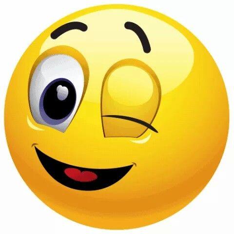 Flirt Smiley Whatsapp