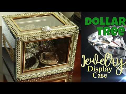Ez dollar tree jewelry display case do it yourself bling case from ez dollar tree jewelry display case do it yourself bling case from dollar solutioingenieria Image collections