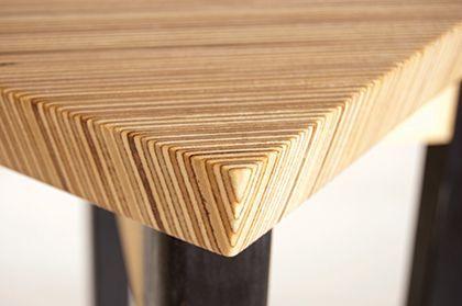 Tabletop Hardwood Plywood Plywood Art Plywood Table