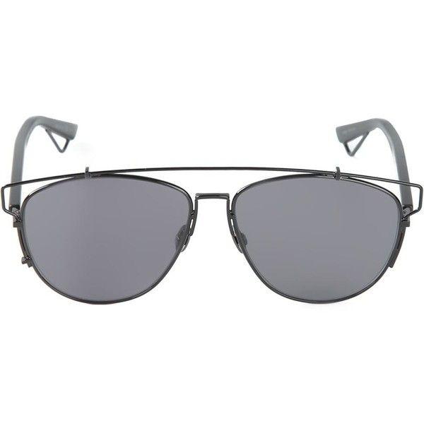 e544a28e33d7 Dior  Technologic  sunglasses (€500) ❤ liked on Polyvore featuring  accessories