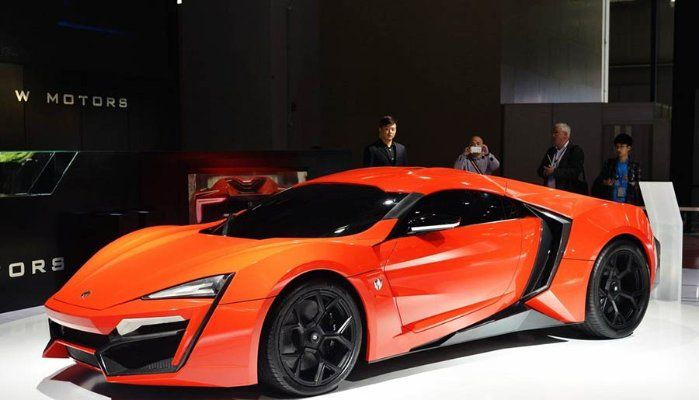 Top 10 Most Expensive Supercars At Auto Shanghai 2015