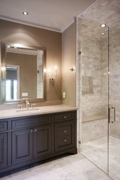 Ladisic House On Stovall Traditional Bathroom Atlanta Cr Home Design Kb Construction Resources