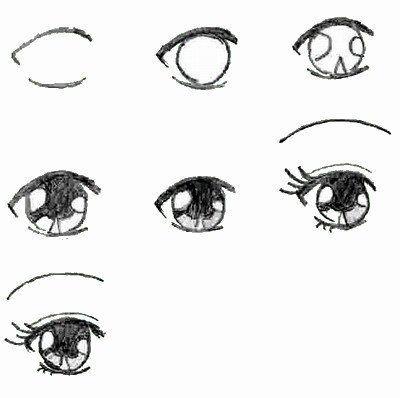 R sultats de recherche d 39 images pour dessin facile a reproduire par etape manga dessins - Dessin facile a faire etape par etape ...