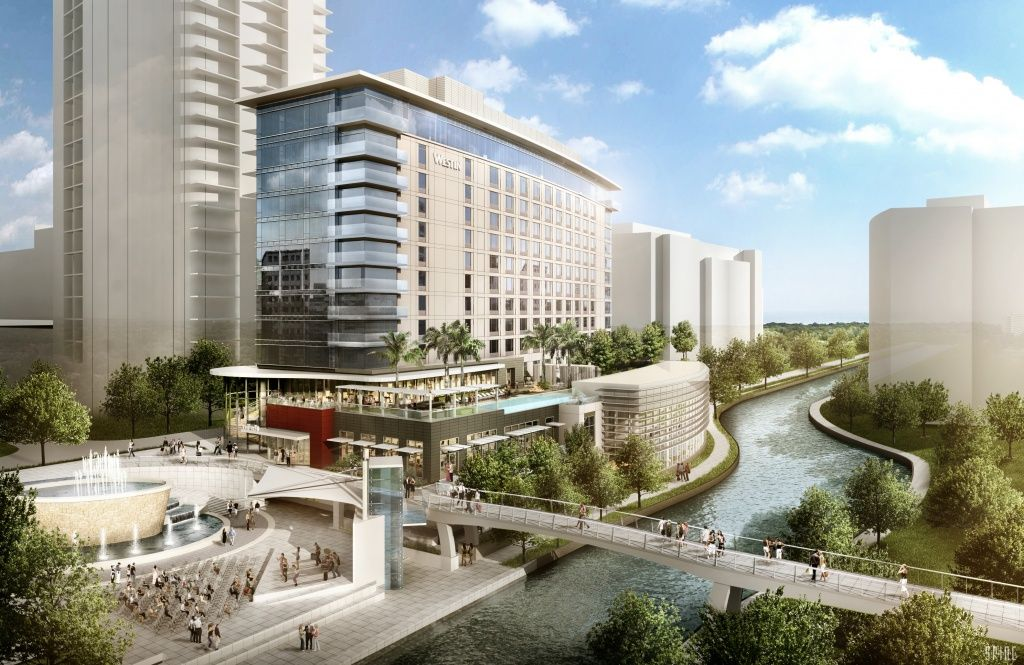 Westin To Open A New Luxury Hotel In The Woodlands