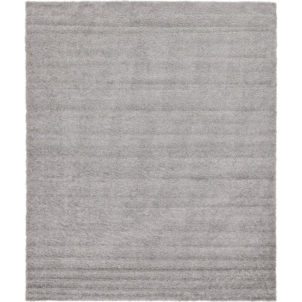 Unique Loom Solid Shag Cloud Gray 12 Ft X 15 Ft Area Rug 3128010 The Home Depot Unique Loom Solid Area Rugs Area Rugs