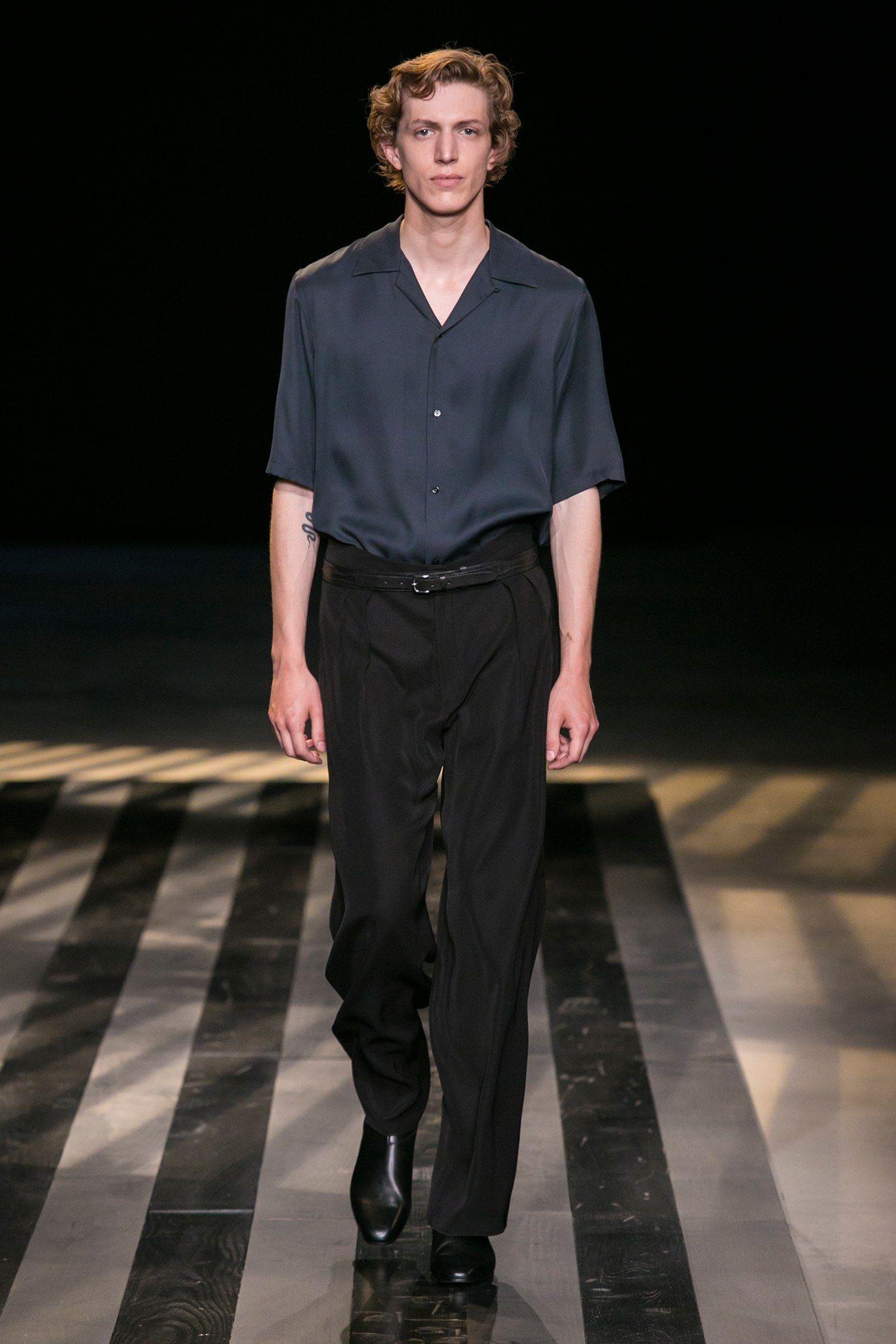 5781df1f Sandro Spring 2016 Menswear Fashion Show in 2019 | S T U N T | Mens ...