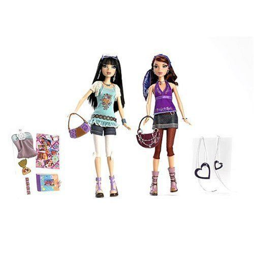 My Scene Barbie I Heart My Friends: Chelsea And Nolee