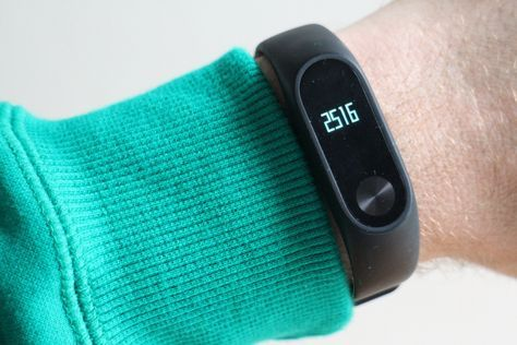 Xiaomi S Mi Band 2 Is The Perfect Step And Sleep Counter For Beginners Wearable Wearable Technology Fitness Wearable Technology