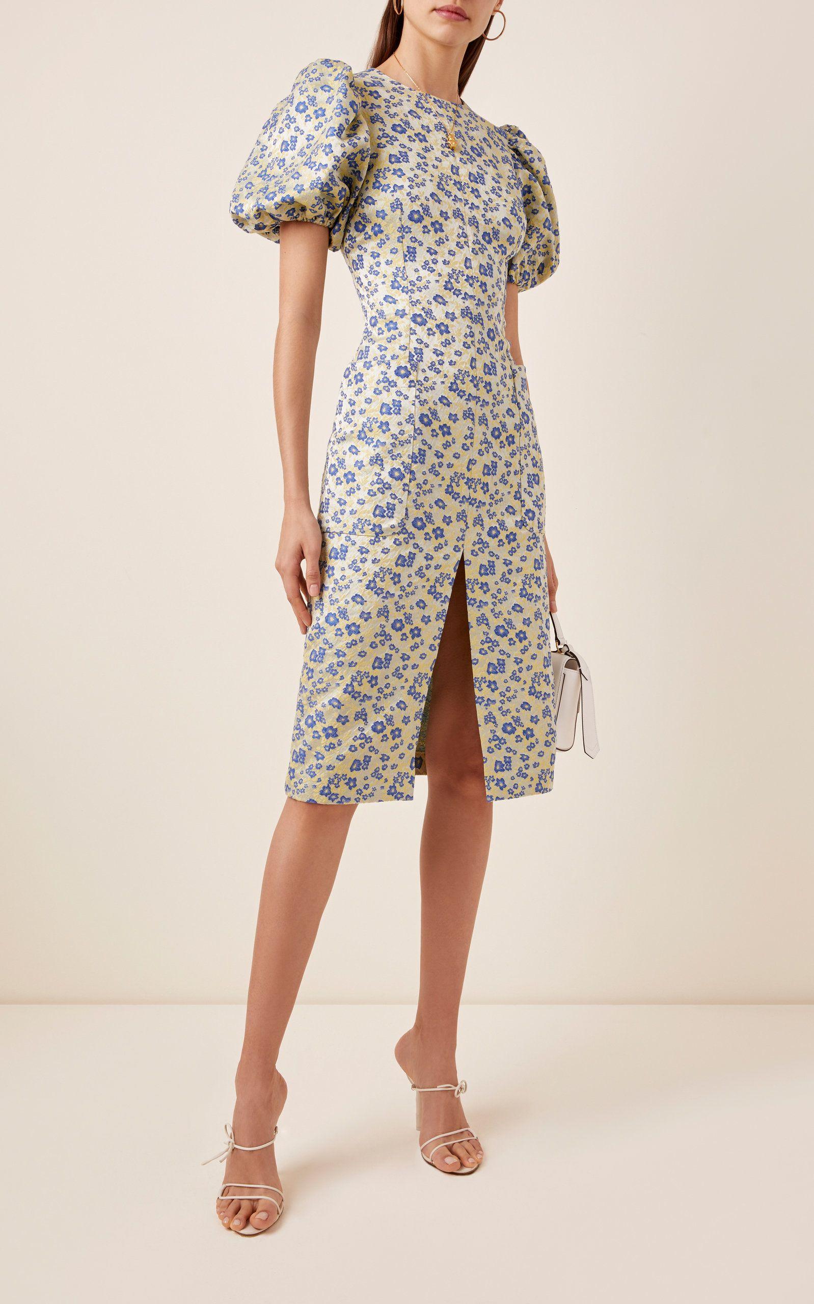 Rotate Katarina Satin Midi Dress Satin Midi Dress Vintage Midi Dresses Fashion [ 2560 x 1598 Pixel ]