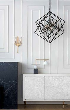 LUXURY WHITE SIDEBOARD| modern sideboard is a luxury furniture piece that every modern homes should have | http://bocadolobo.com/ #modernsideboard #sideboardideas