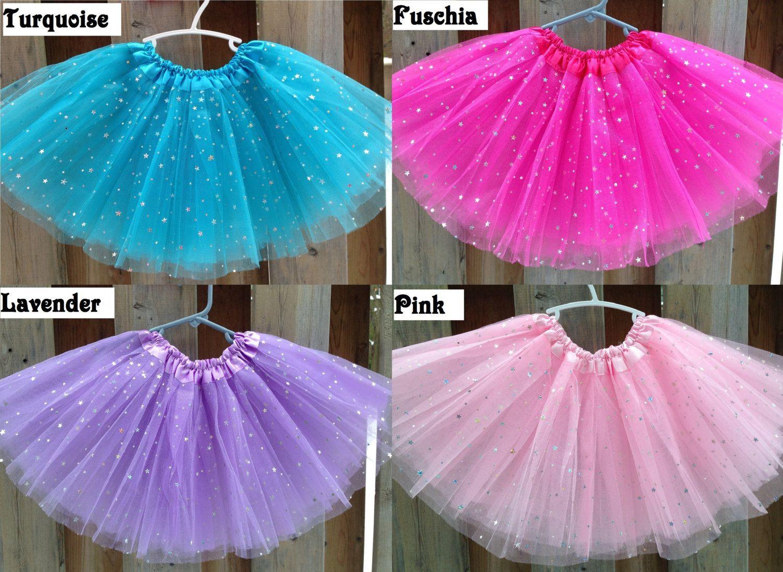 11 colorsTwinkle Star sparkle Tutu Ballet Tutu by Melodylinen, $9.50 ...