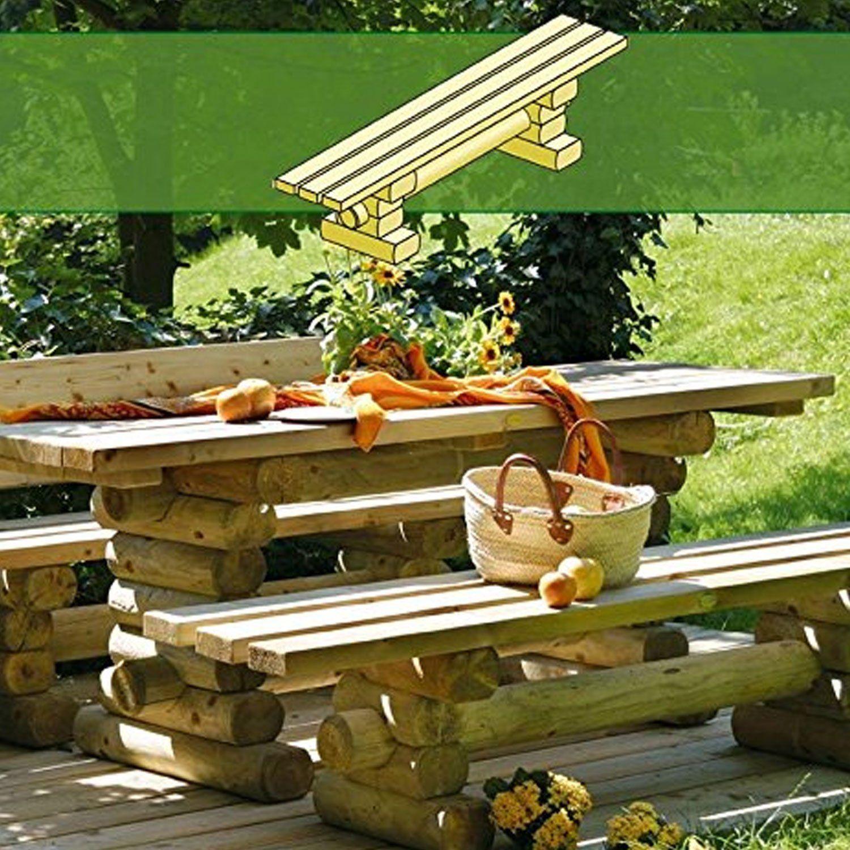 Gut Holzbank Ohne Lehne Kaufen