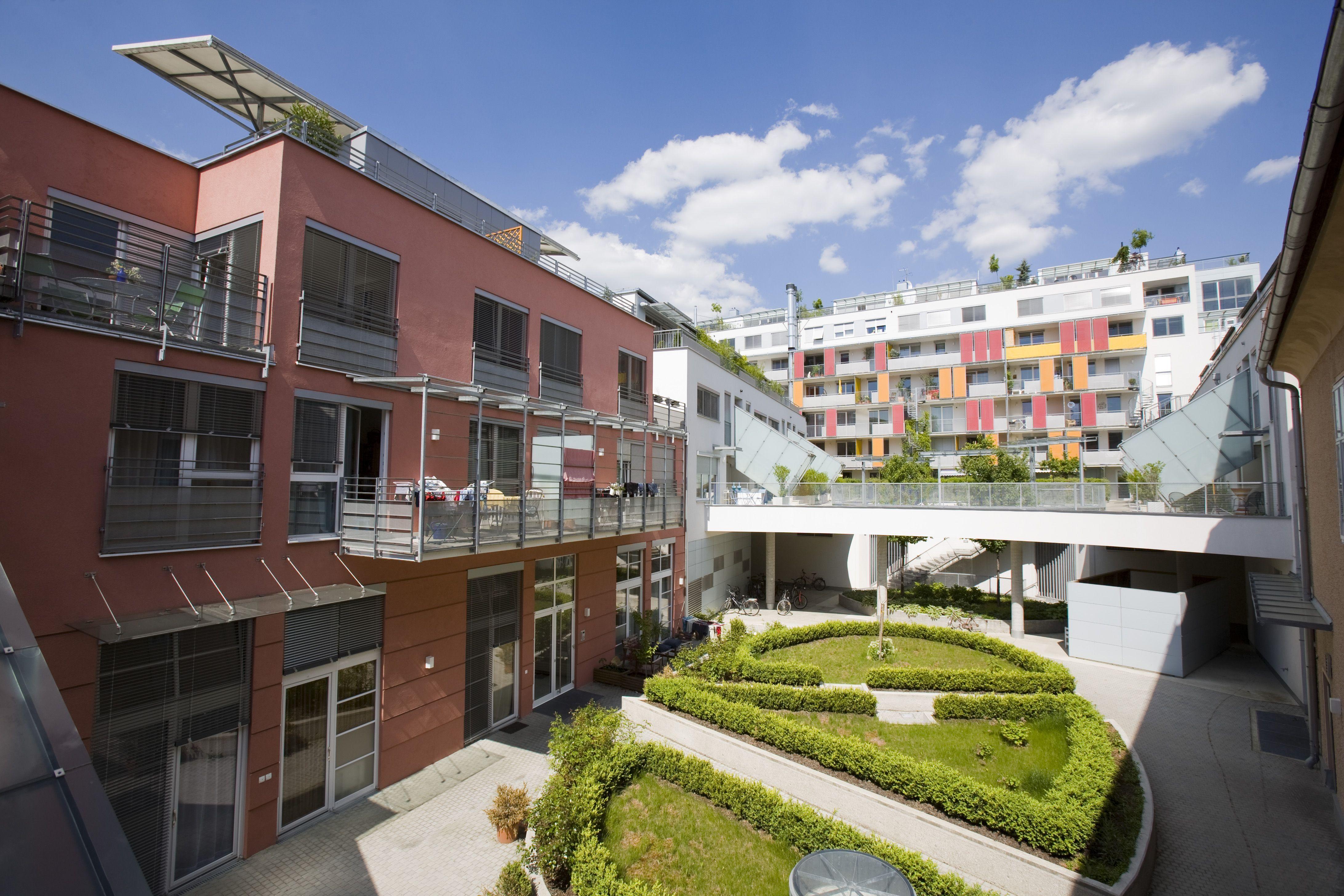 Wohnbau Lange Gasse, Graz