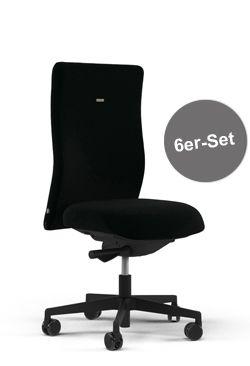 Lento Bürostühle der ergonomische bürostuhl laboro zum ungschlagbaren set preis