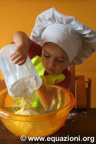 bimbi in cucina: gli ingredienti per fare il pane