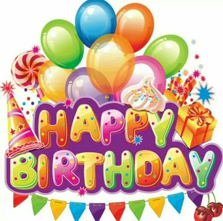 Share It With Your Friends Or Use It To Make A Custom Birthday Cake Image  With Balloon. Find Other Birthday Images By Searching ...