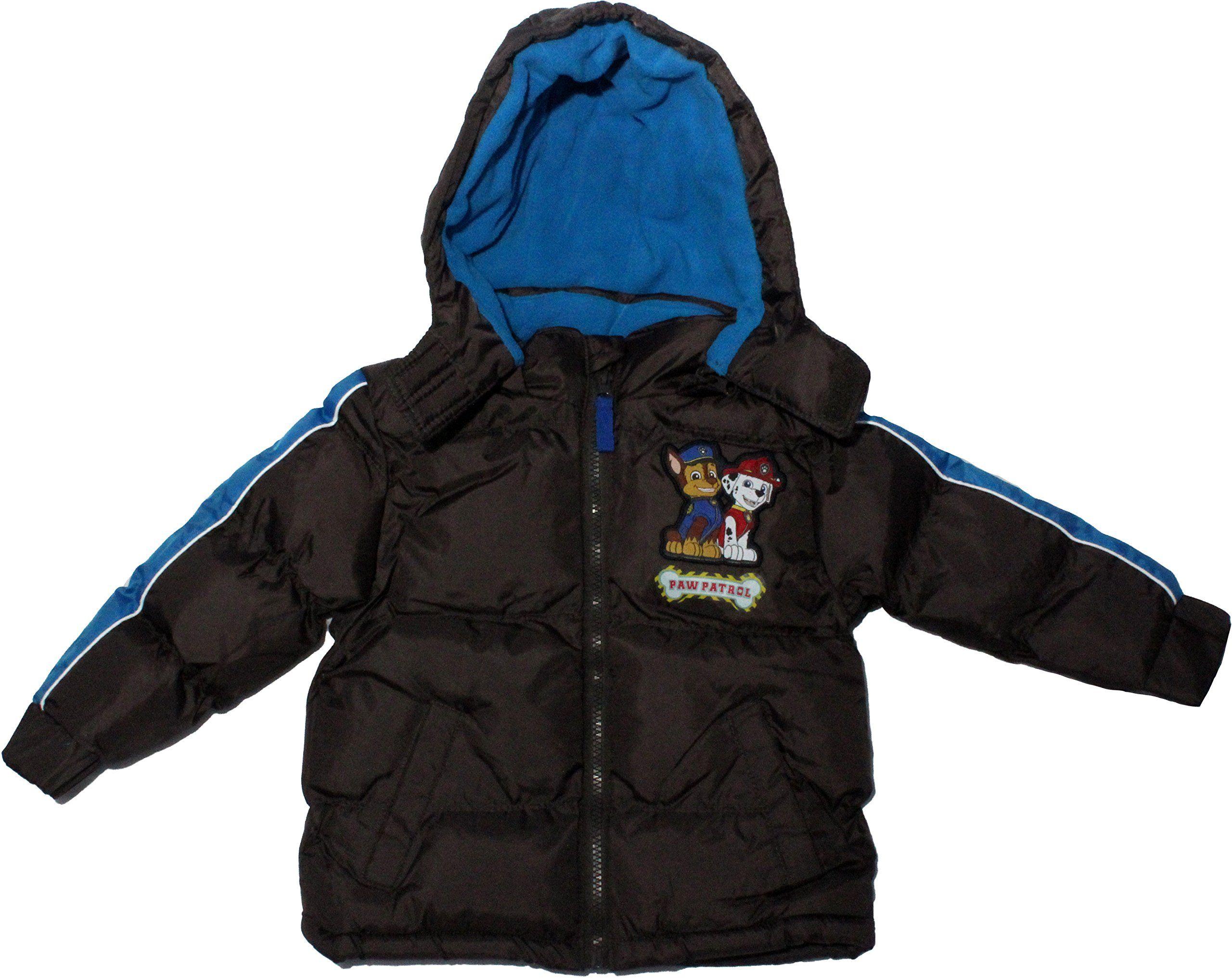 PAW Patrol Paw Patrol Toddler Boy Marshall Winter Jacket Coat