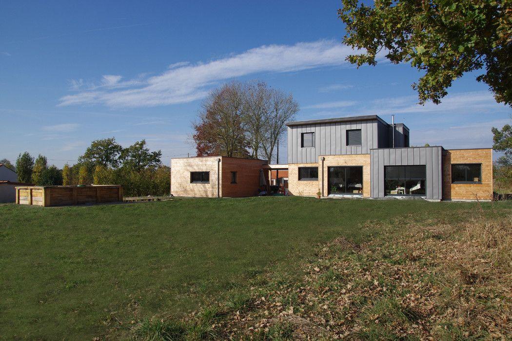 Prix national de la construction bois - PNCB 2017 - Du0027un cube à l - prix construire sa maison