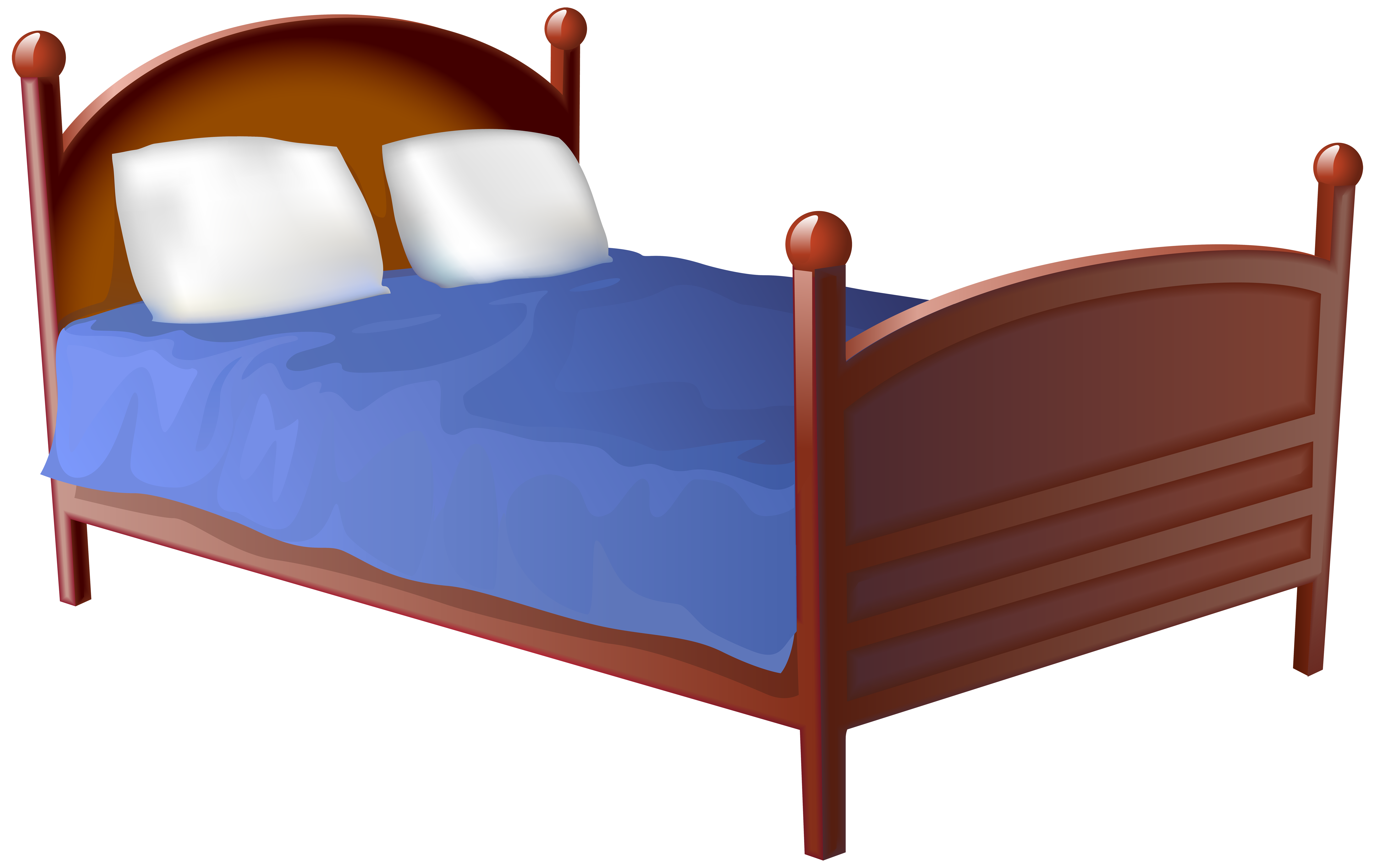 Bed Transparent Png Clip Art Image Gallery Yopriceville High Quality Images And Transparent Png Free Clipart Bed Clipart Bed Clip Art