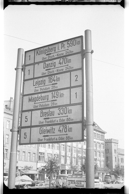 Berlin Kreuzberg 1963 Mehringdamm Berlin Geschichte Breslau Berlin