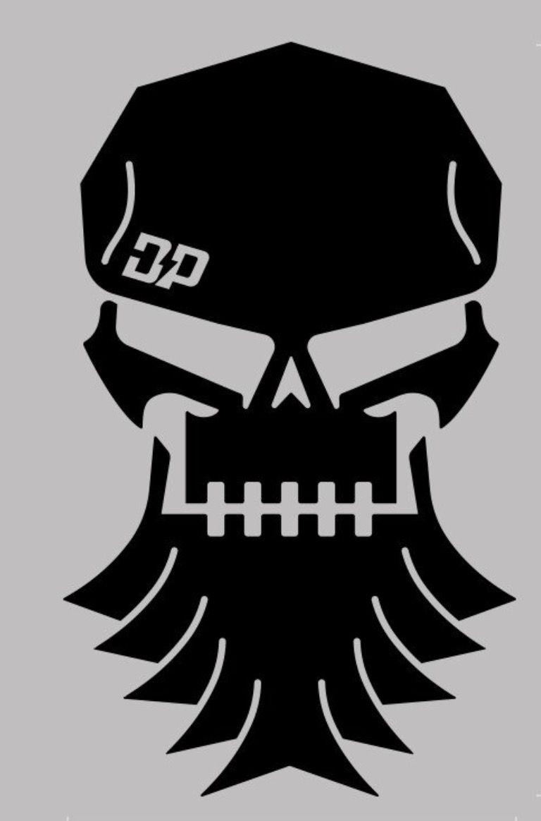 Diesel Power Sparks Motors Dieselsellerz Com Truck Tattoo Diesel Brothers Skull Decal