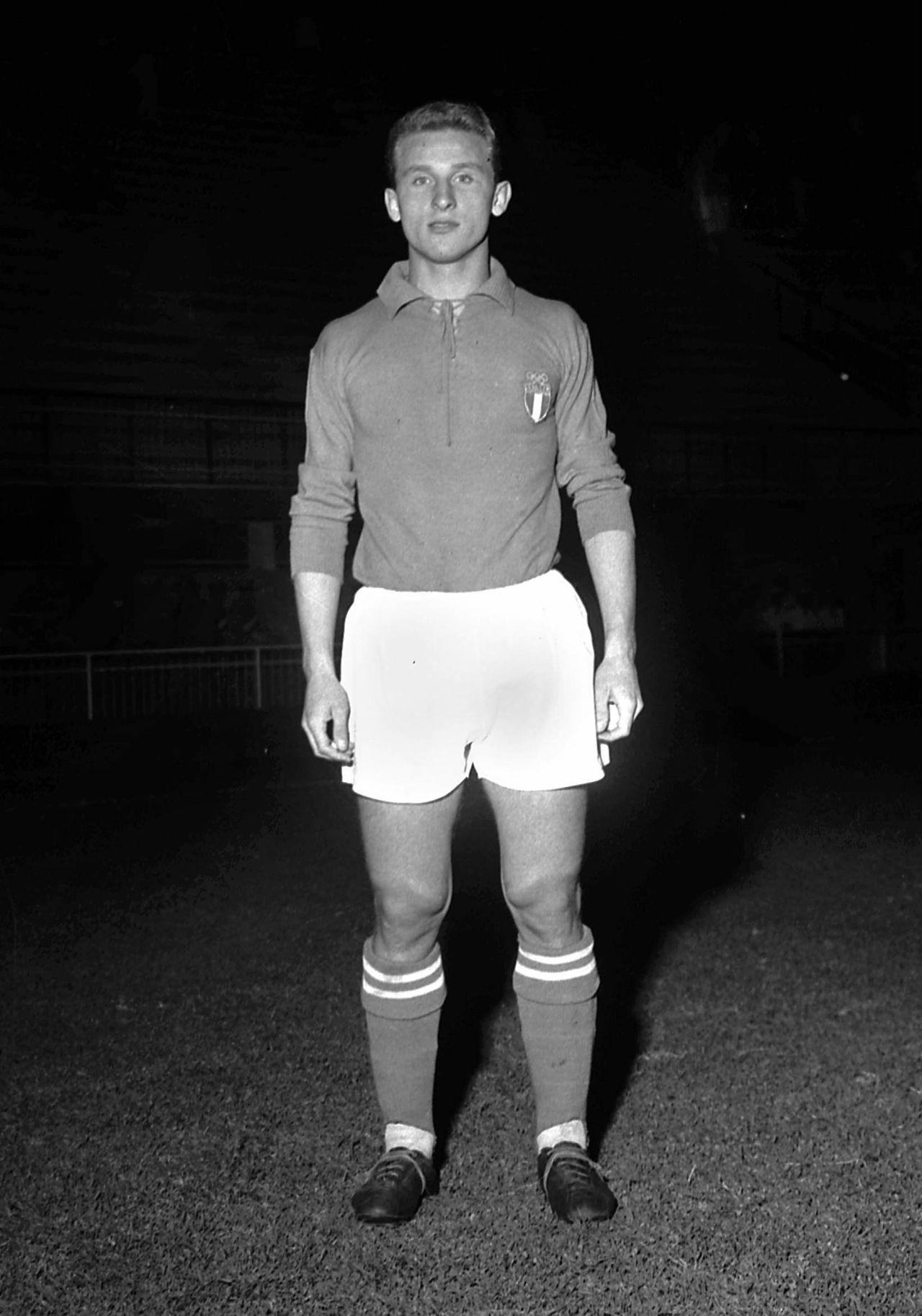 Giovanni Trapattoni, 1963.