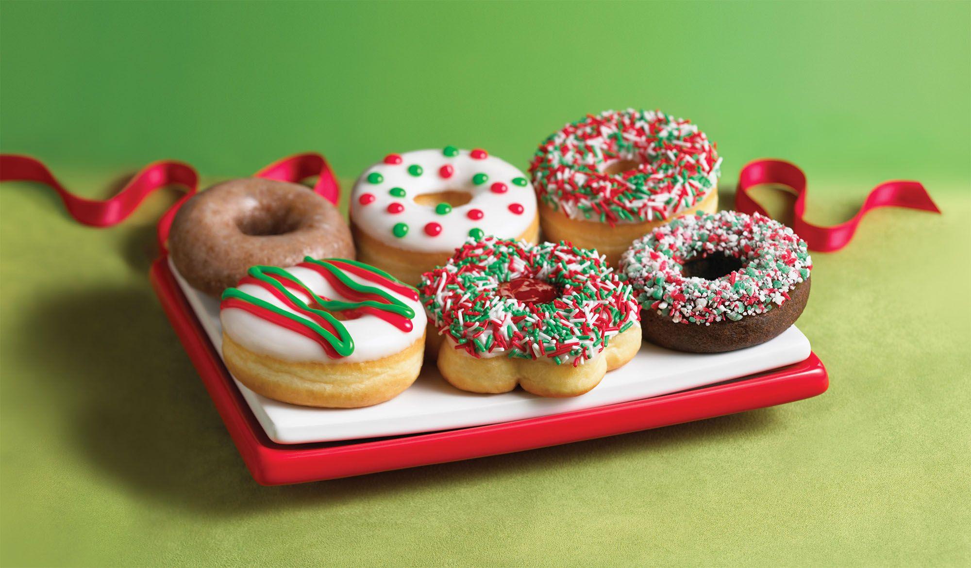 Tim Hortons Donut Shop