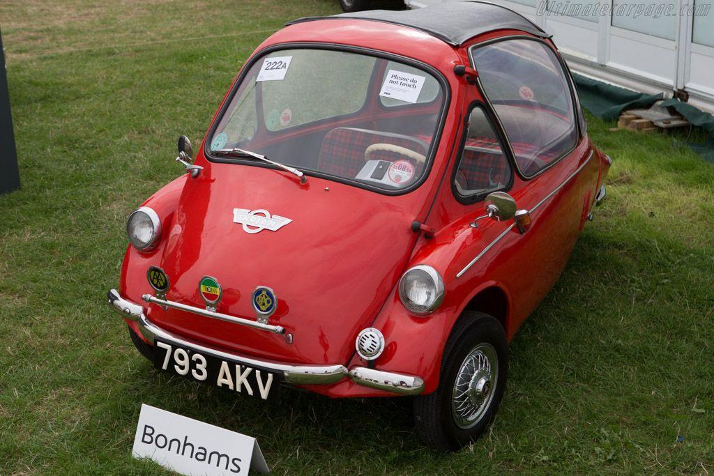 Trojan 200 Micro Car