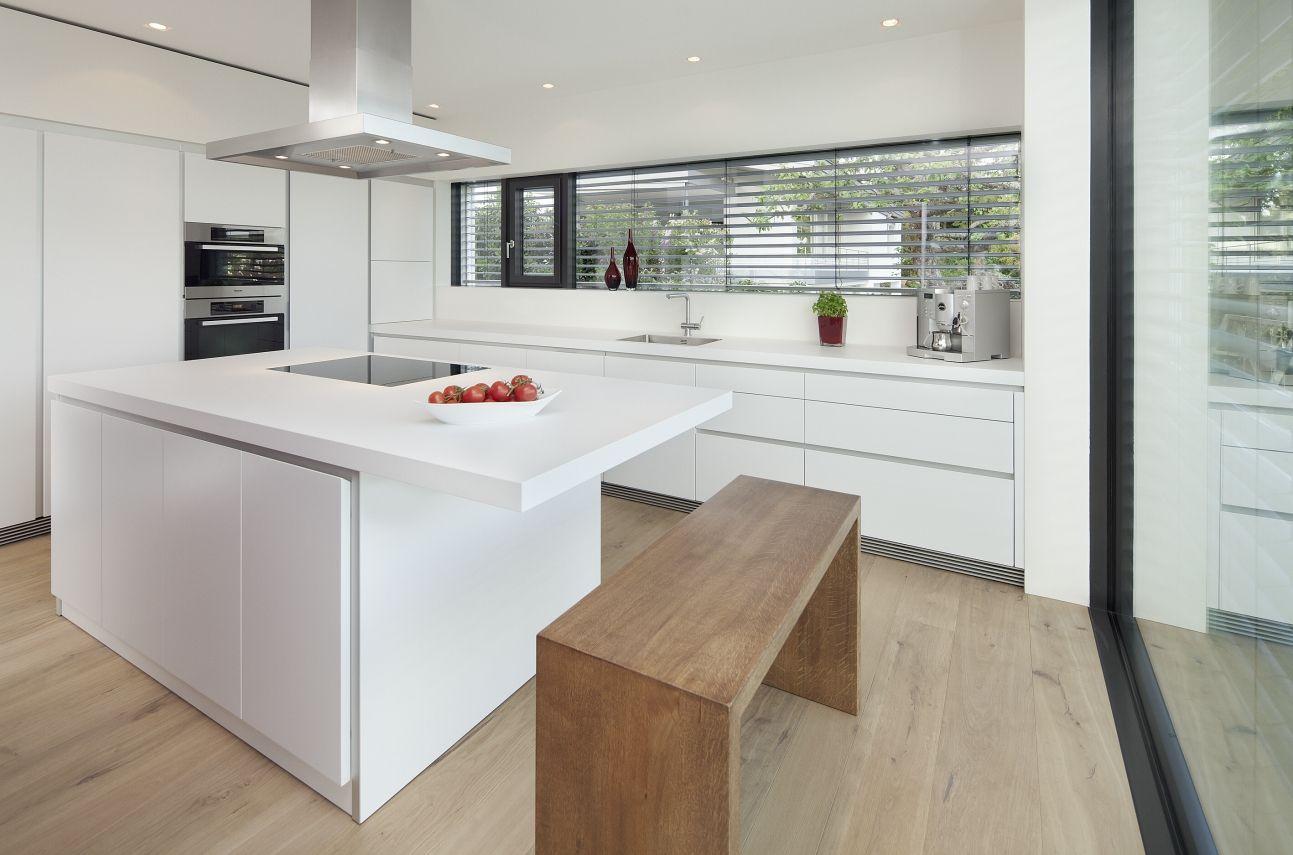 Neubau Offene Kuche Berschneider 43 Berschneider Architekten Bda