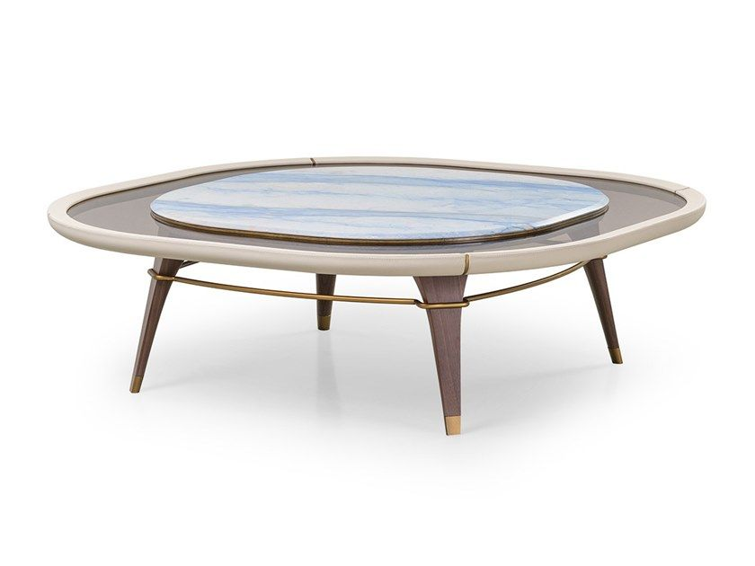 Download The Catalogue And Request Prices Of Melting Light Coffee Table By Turri Square Coffe Circle Coffee Tables Coffee Table To Dining Table Coffee Table