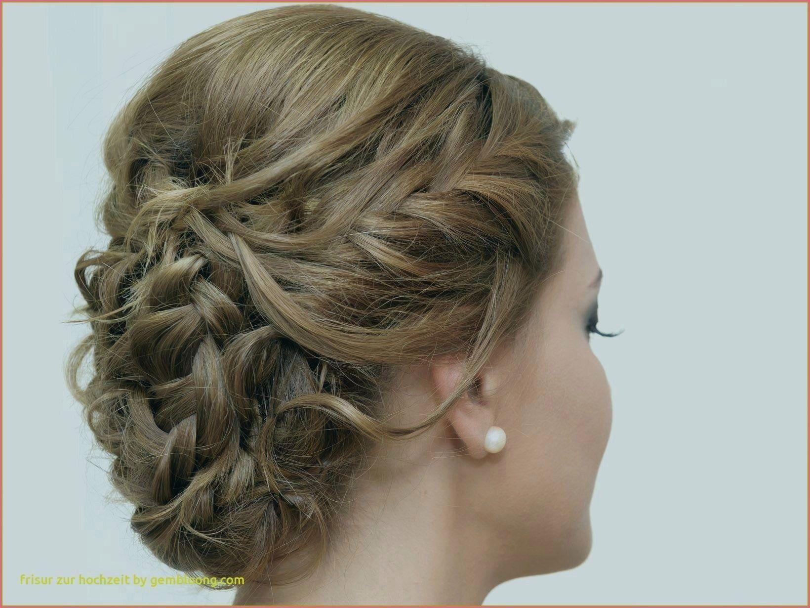 Frisuren Halblang Hochzeitsgast In 2020 Flechtfrisuren Hochzeit Frisuren Halblang Brautfrisur