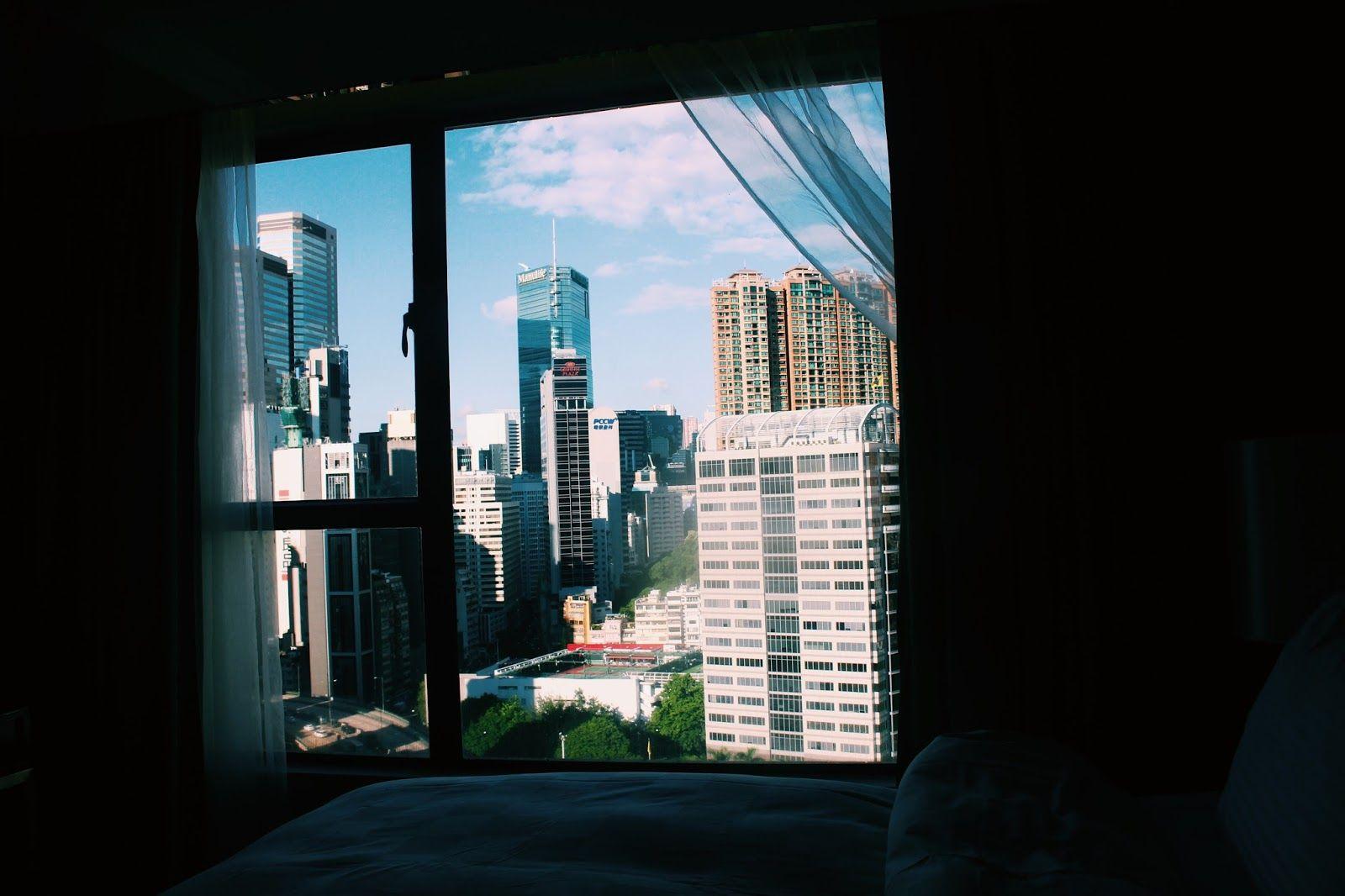 Travel.Food.Film: Staying At Cosmopolitan Hotel : Hong Kong
