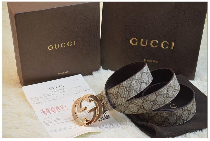 Gucci Belt Men S Belt Gold Buckle Authentic Gold Mens Belts Gucci Belt Luxury Belts