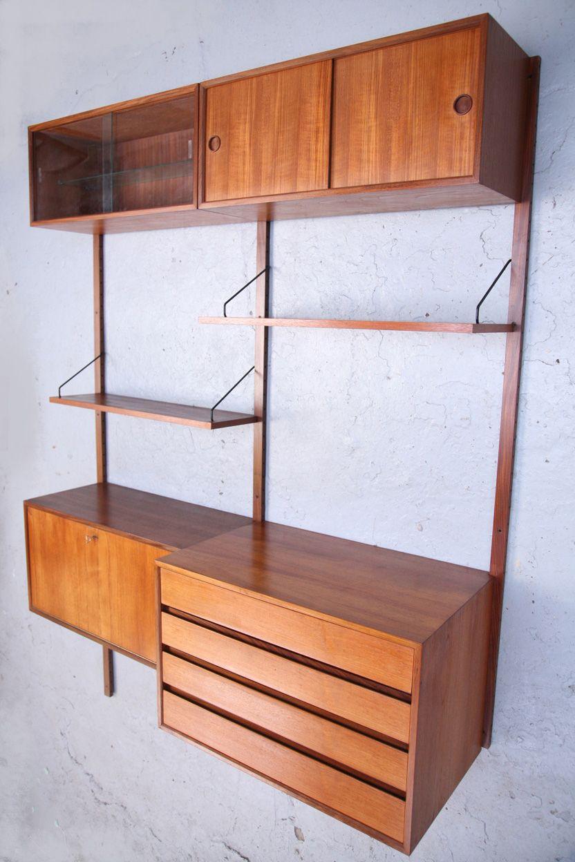 Best Poul Cadovius Danish Shelving System Ikea Kitchen 400 x 300