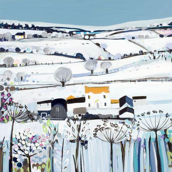 Dyffryn Clwyd by Janet Bell