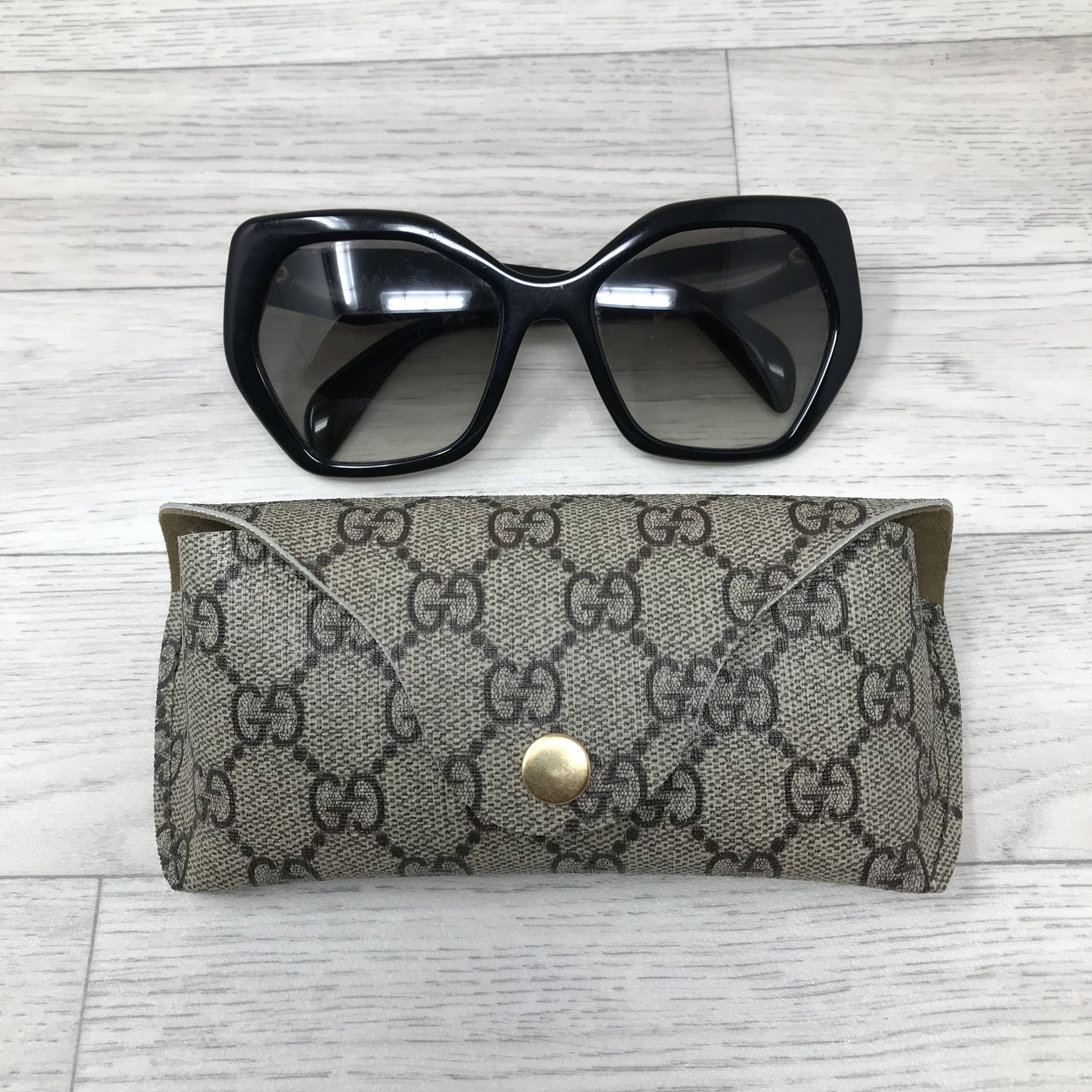 30c28e1798d LIMITED Gucci (reworked) Handmade Sunglasses Case