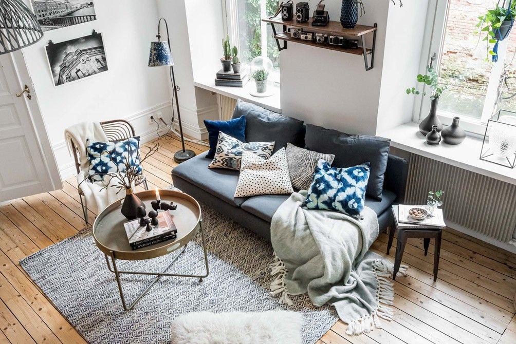 Herfst woonkamer inspiratie - Decoraties, Herfst en Interieur