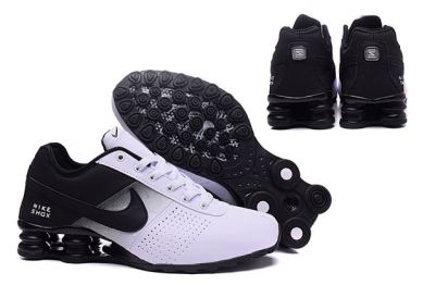 Nike Shox Deliver Men Shoes Black/Gold /Nike Jordan [ N2628]