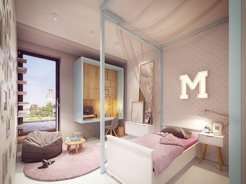 Diseño, elegancia y diversión en habitaciones para niños y niñas - diseo de habitaciones para nios