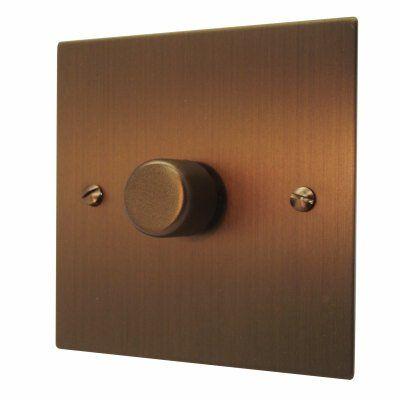 Bronze Antique Bronze Lighting Bronze Light Dimmer Switch