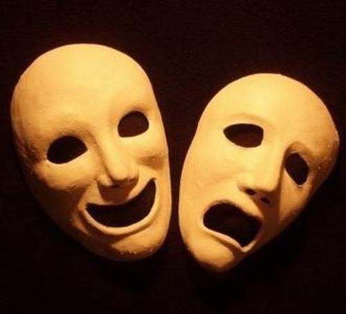 masks in greek theatre - Google Search | THEATRE/DRAMA | Pinterest ...
