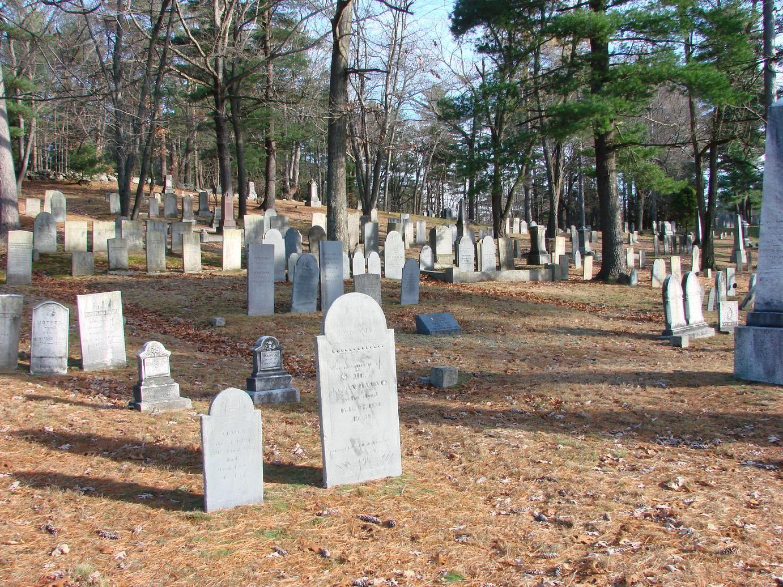 North American Cemeteries: Mary Moody Emerson - Sleepy