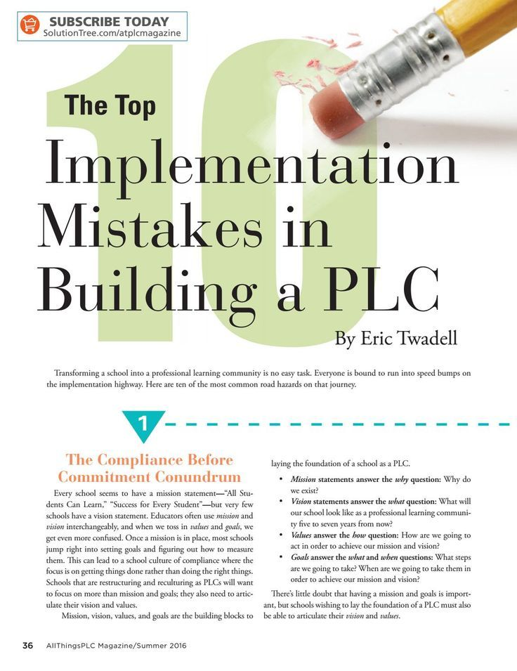 All Things PLC Magazine Preview Issue