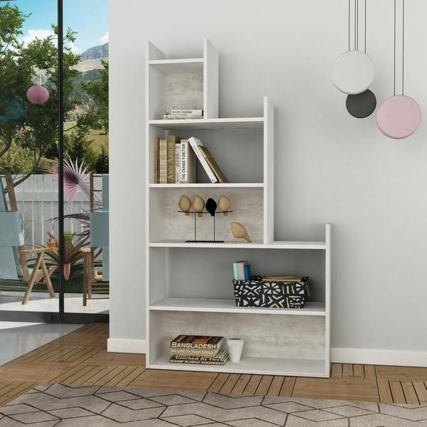 CAT Bookcase Unique Bookcase From Our Modern Bookshelf Collection