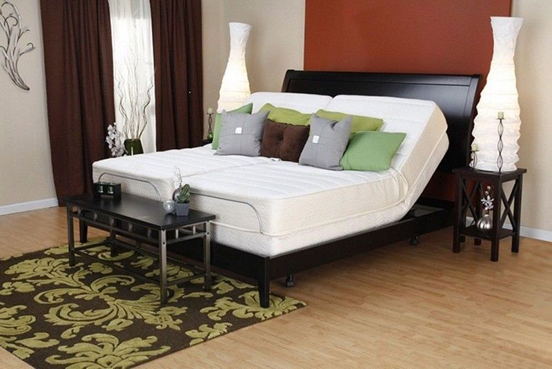 How To Attach A Headboard To An Adjustable Bed Headboard Beds Adjustable Beds King Bedding Sets Bed Frame Headboard